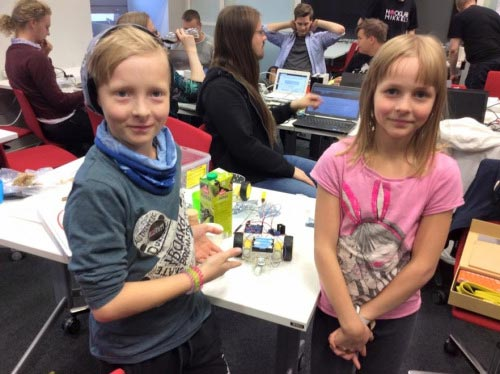 Coding clubs in Finland